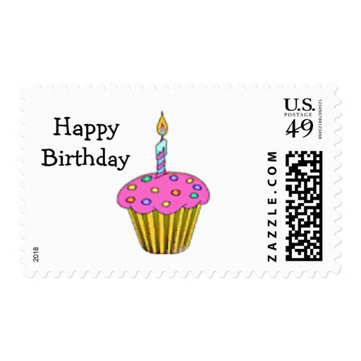 Magdalena del cumpleaños sellos