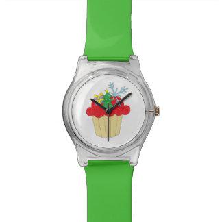 Magdalena del navidad relojes de mano
