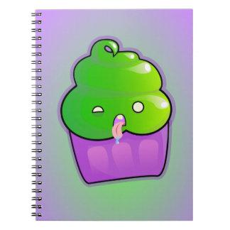 Magdalena del zombi cuaderno