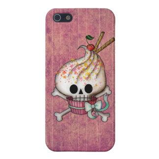 Magdalena dulce del cráneo iPhone 5 cárcasas