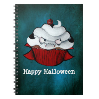 Magdalena dulce del vampiro cuaderno