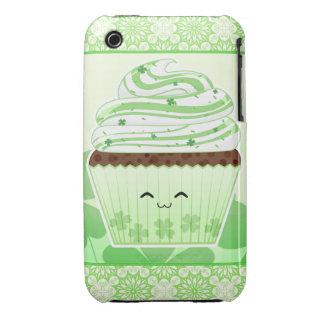 Magdalena linda del día del St Patricks del kawaii iPhone 3 Fundas