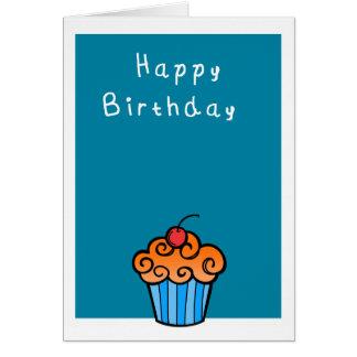 Magdalena linda del feliz cumpleaños tarjeta de felicitación