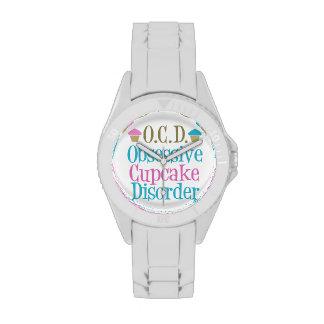 Magdalena linda reloj de mano