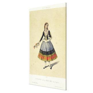 Magdalena Lona Envuelta Para Galerias