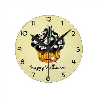 Magdalena negra de Halloween Relojes