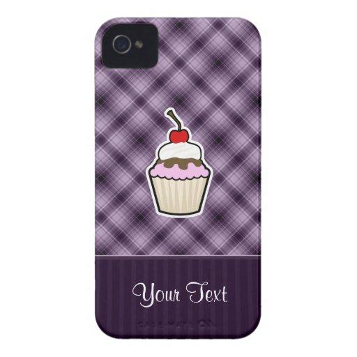 Magdalena púrpura iPhone 4 Case-Mate fundas