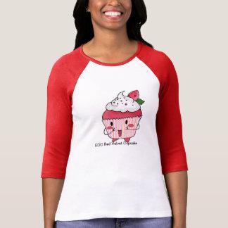 Magdalena roja del terciopelo de EDO Camisetas