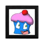 Magdalena rosada/azul de Toon Cajas De Recuerdo