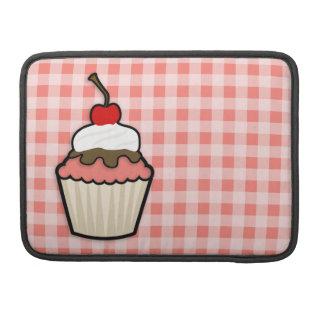 Magdalena rosada coralina funda para macbook pro