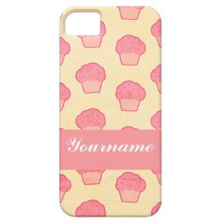 Magdalena rosada de encargo iPhone 5 carcasa