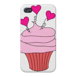 Magdalena rosada deliciosa iPhone 4 funda