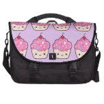 Magdalena rosada linda bolsas para portatil