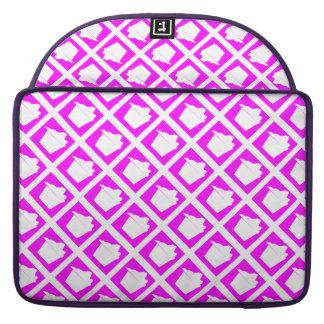 Magdalena rosada linda deliciosa funda para macbook pro