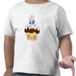 Magdalena T - azul de 3 años Camisetas