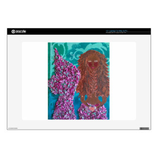 Magdalena the Mermaid.jpg Decal For Laptop