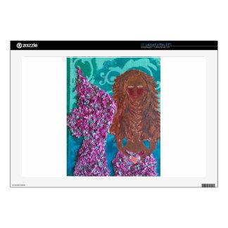 Magdalena the Mermaid.jpg Laptop Decals