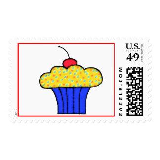 magdalena timbre postal