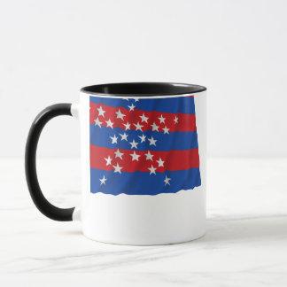 Magdalena Waving Flag Mug