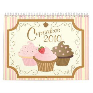 Magdalenas 2010 calendario