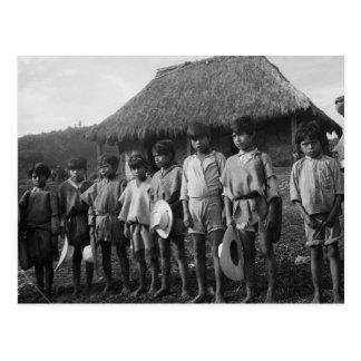 Magdalenas, Chiapas, Mexico Postcard