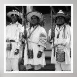 Magdalenas, Chiapas, Mexico Poster