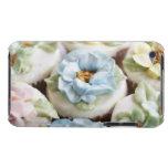 magdalenas con la formación de hielo de la flor Case-Mate iPod touch cárcasa