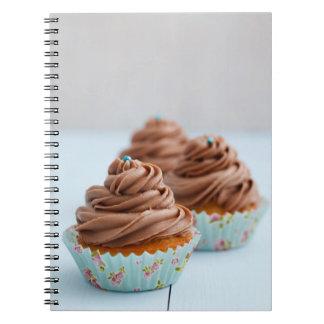 Magdalenas del chocolate notebook