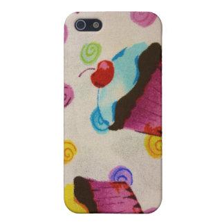 magdalenas dulces iPhone 5 carcasa