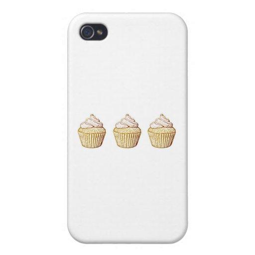 magdalenas iPhone 4/4S carcasa