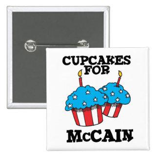 Magdalenas para McCain Pins