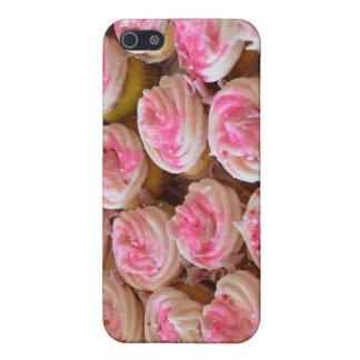 Magdalenas rosadas iPhone 5 fundas