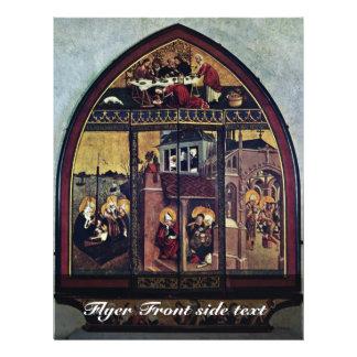 Magdalene Altar Overview By Moser Lucas (Best Qual Flyer Design
