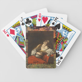 Magdalene Rising Bicycle Playing Cards