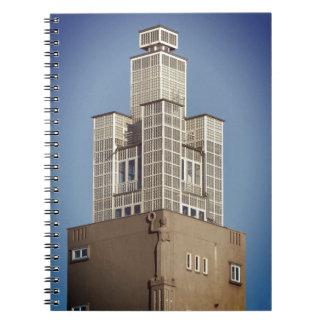 MAGDEBURG, Albinmüller-Turm 01.2 Spiral Notebook
