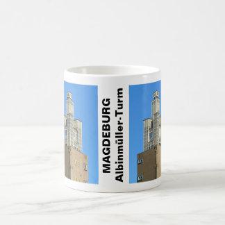 MAGDEBURG, Albinmüller-Turm 01.3 Coffee Mug