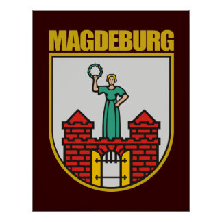 Magdeburg Poster