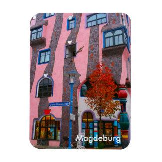 Magdeburgo, Alemania Iman De Vinilo