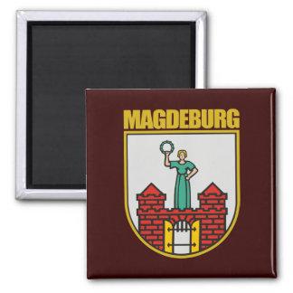 Magdeburgo Imán Cuadrado