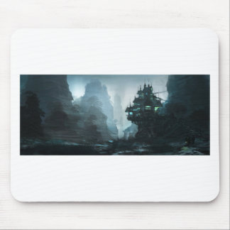Mage House Of Wisdom Mouse Pad