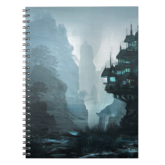 Mage House Of Wisdom Notebook