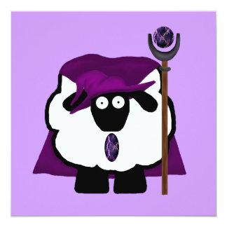 Mage Sheep Invitations 13 Cm X 13 Cm Square Invitation Card