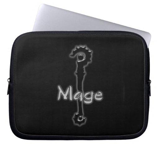 mage stave laptop bag laptop computer sleeve
