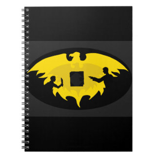 Mage, Thief, and Dayhawk Notebook