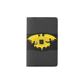 Mage, Thief, and Dayhawk Pocket Moleskine Notebook