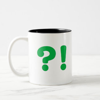 mage?! Two-Tone coffee mug