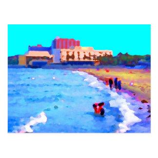 Magee Beach Postcard