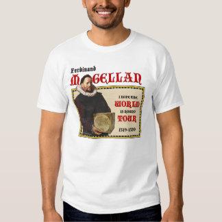 Magellan 1519 World Tour (Men's Light) T-shirt