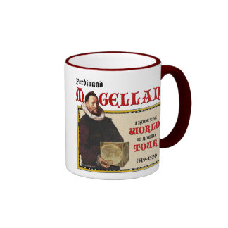 Magellan 1519 World Tour (Mug/Stein)
