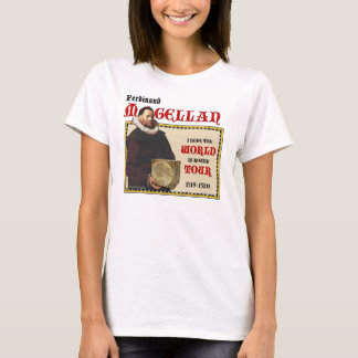 Magellan 1519 World Tour (Women's Light) T-Shirt